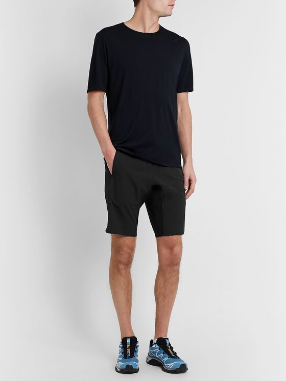 VEILANCE Secant Comp Stretch-Shell Shorts