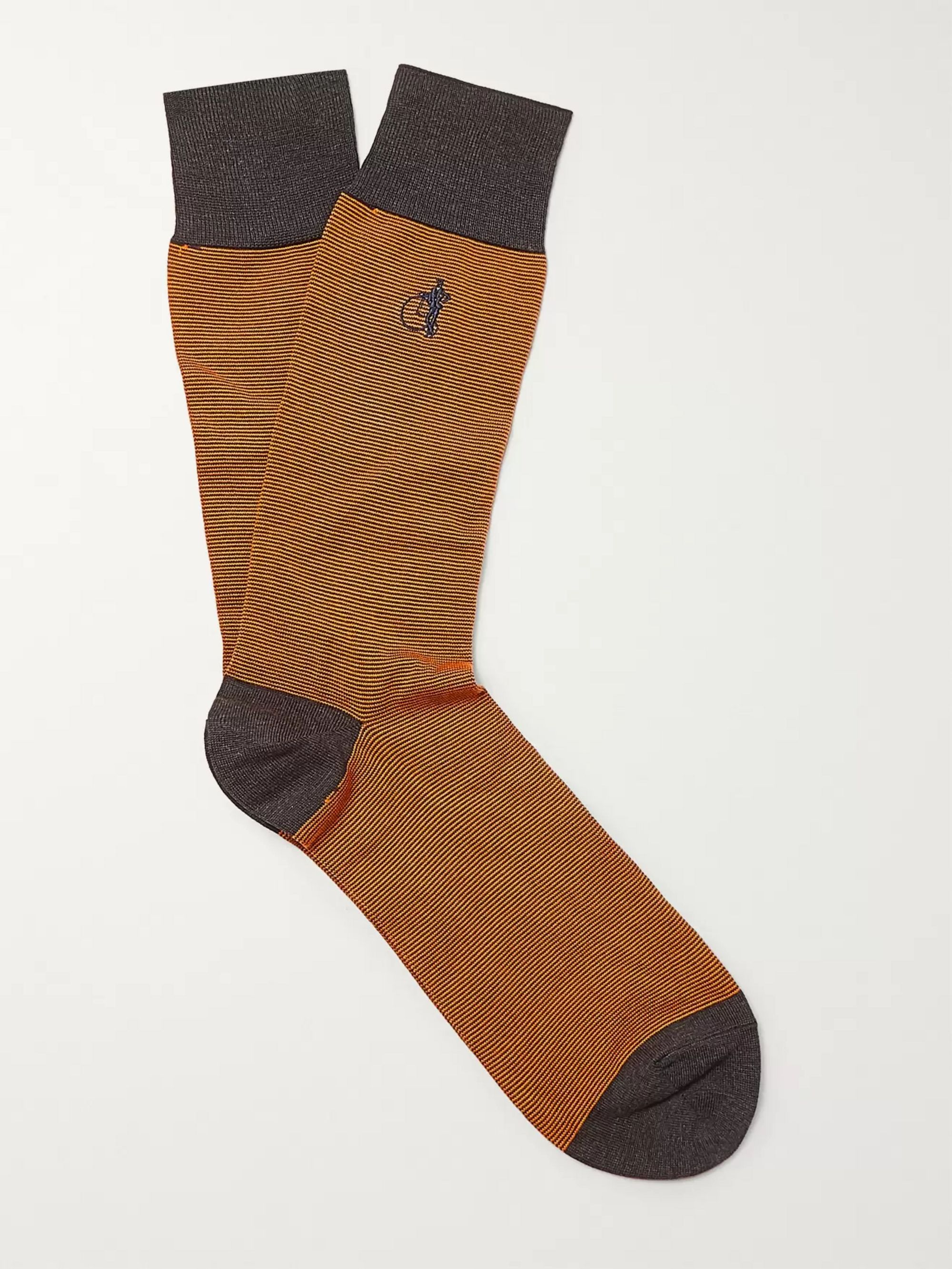 London Sock Co. 15-Pack Cotton-Blend Socks