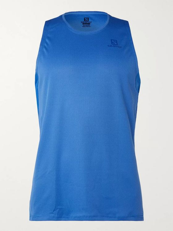 Salomon Agile Jersey Tank Top