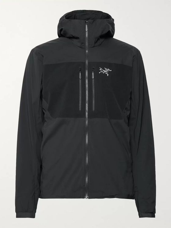 Arc'teryx Proton FL Slim-Fit Fortius Air 20 Hooded Jacket