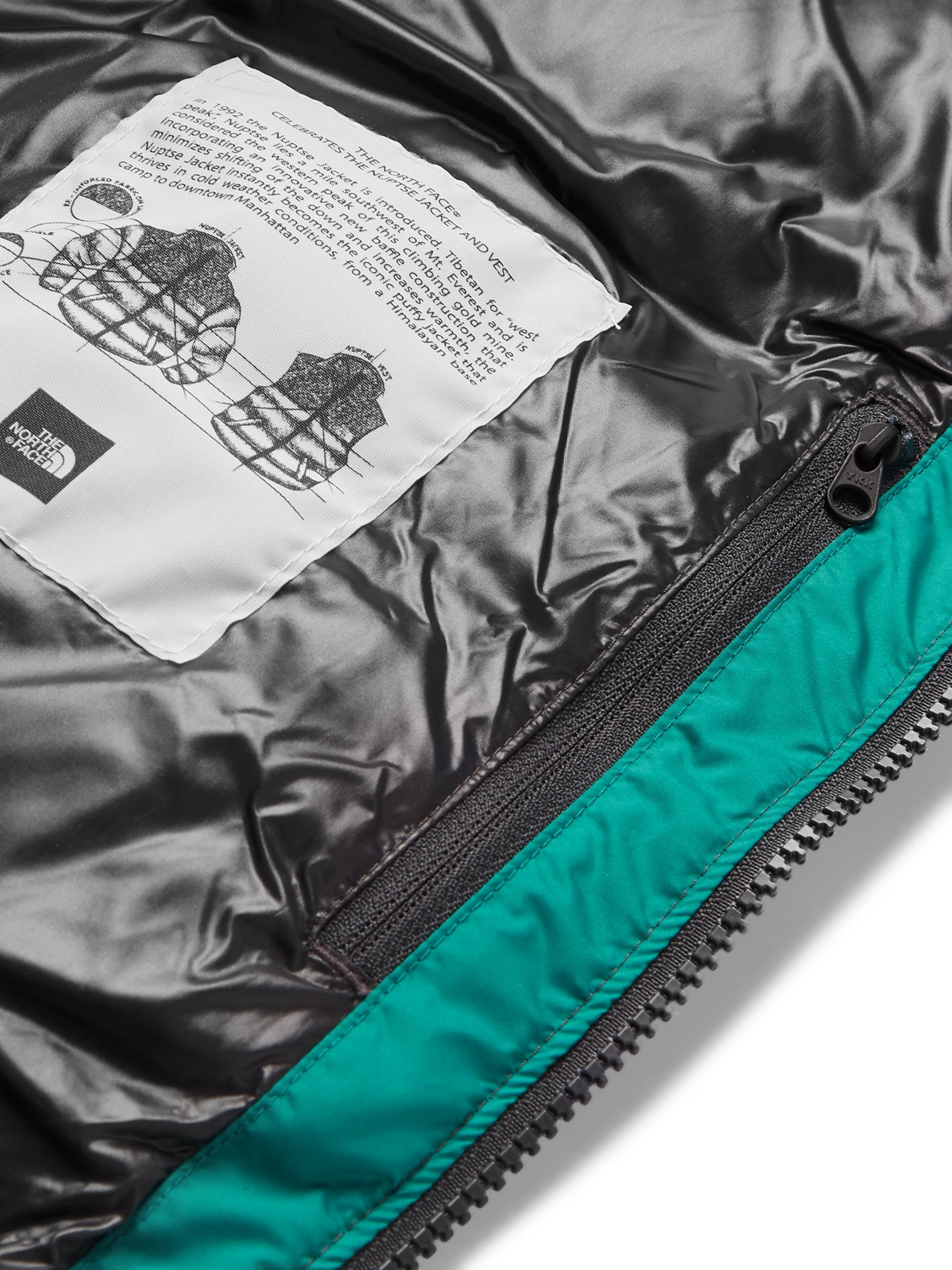 The North Face 1992 Nuptse Quilted Shell Down Jacket