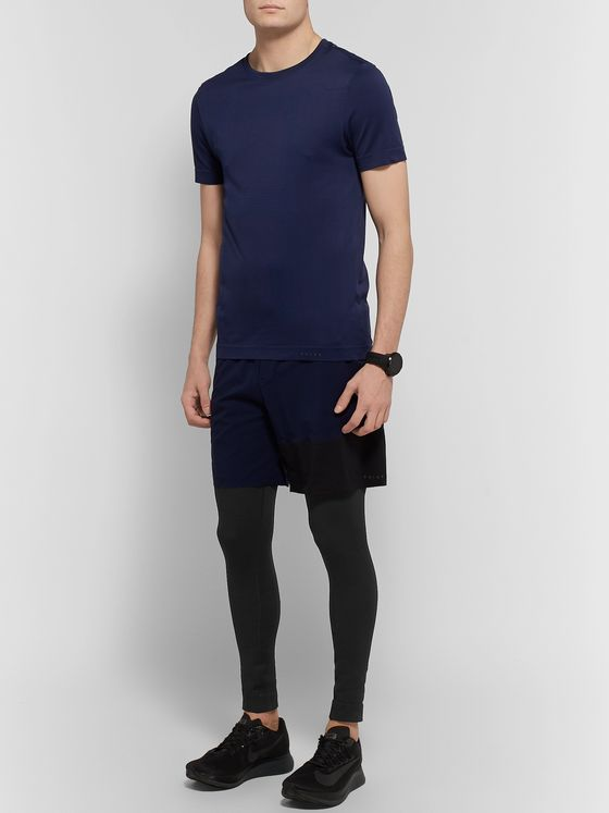FALKE Ergonomic Sport System Parachute Stretch-Piqué Tights