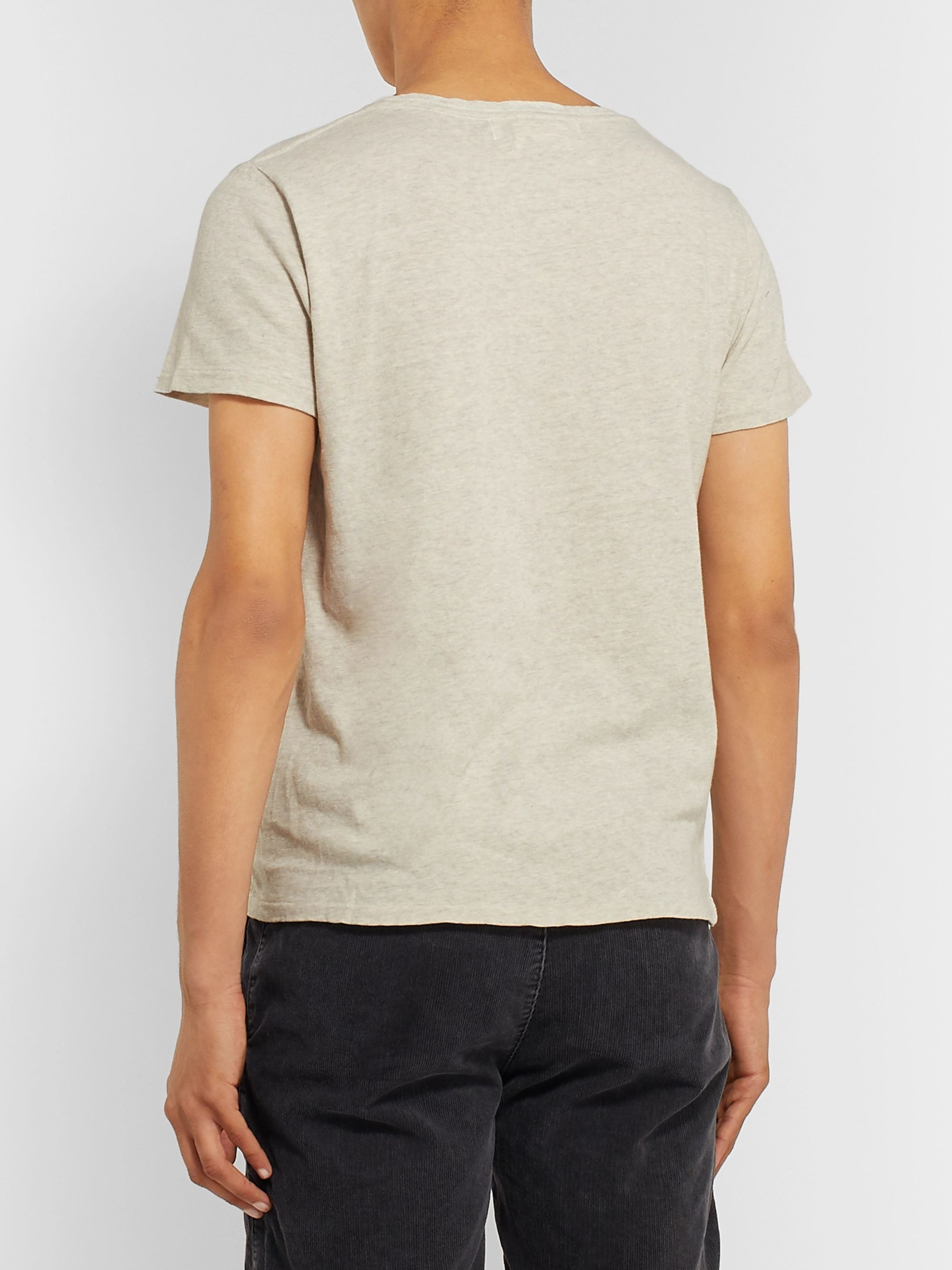 Remi Relief Printed Cotton T-Shirt