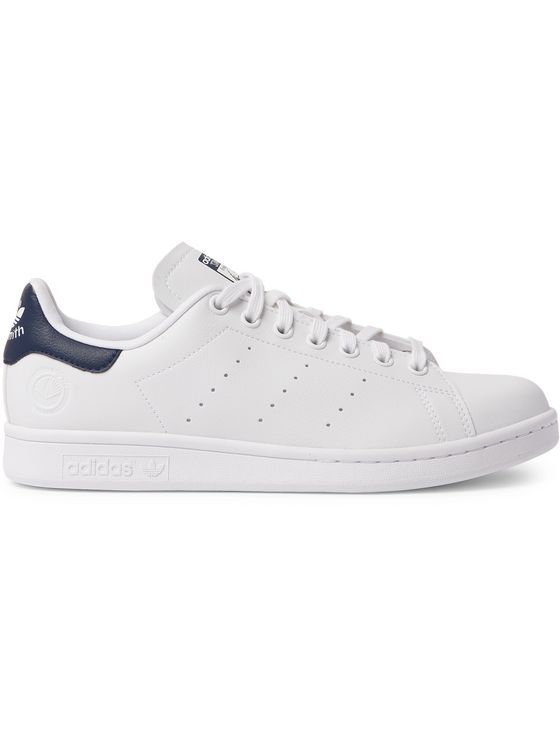 ADIDAS ORIGINALS Stan Smith Vegan Faux Leather Sneakers