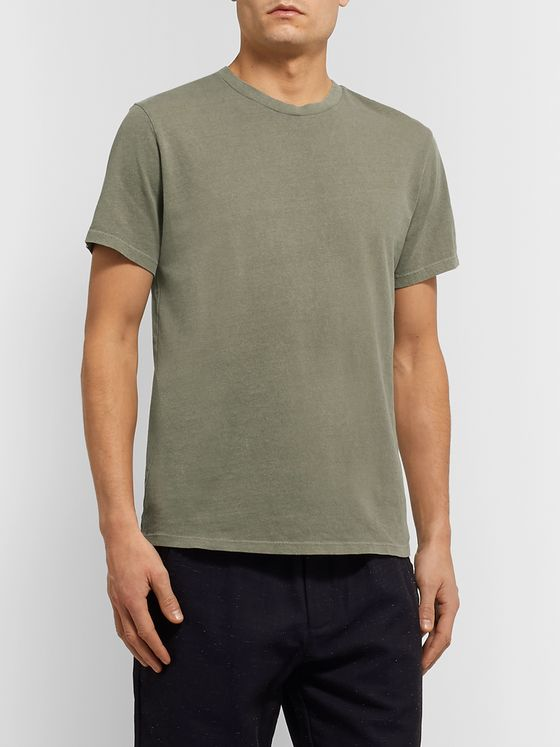 Save Khaki United Cotton-Jersey T-Shirt
