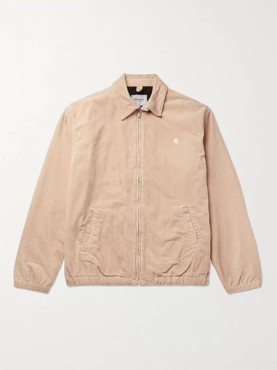 Carhartt WIP Madison Cotton-Corduroy Jacket