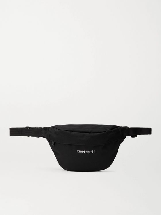 CARHARTT WIP Payton Logo-Embroidered CORDURA Belt Bag