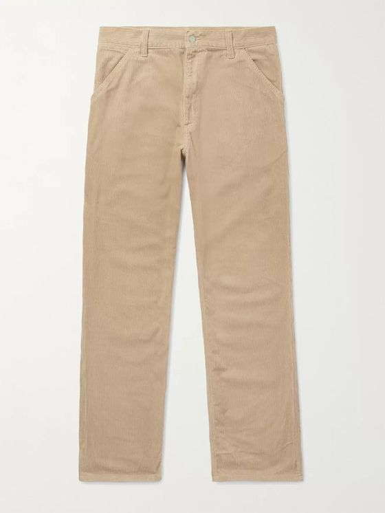 Carhartt WIP Cotton-Corduroy Trousers