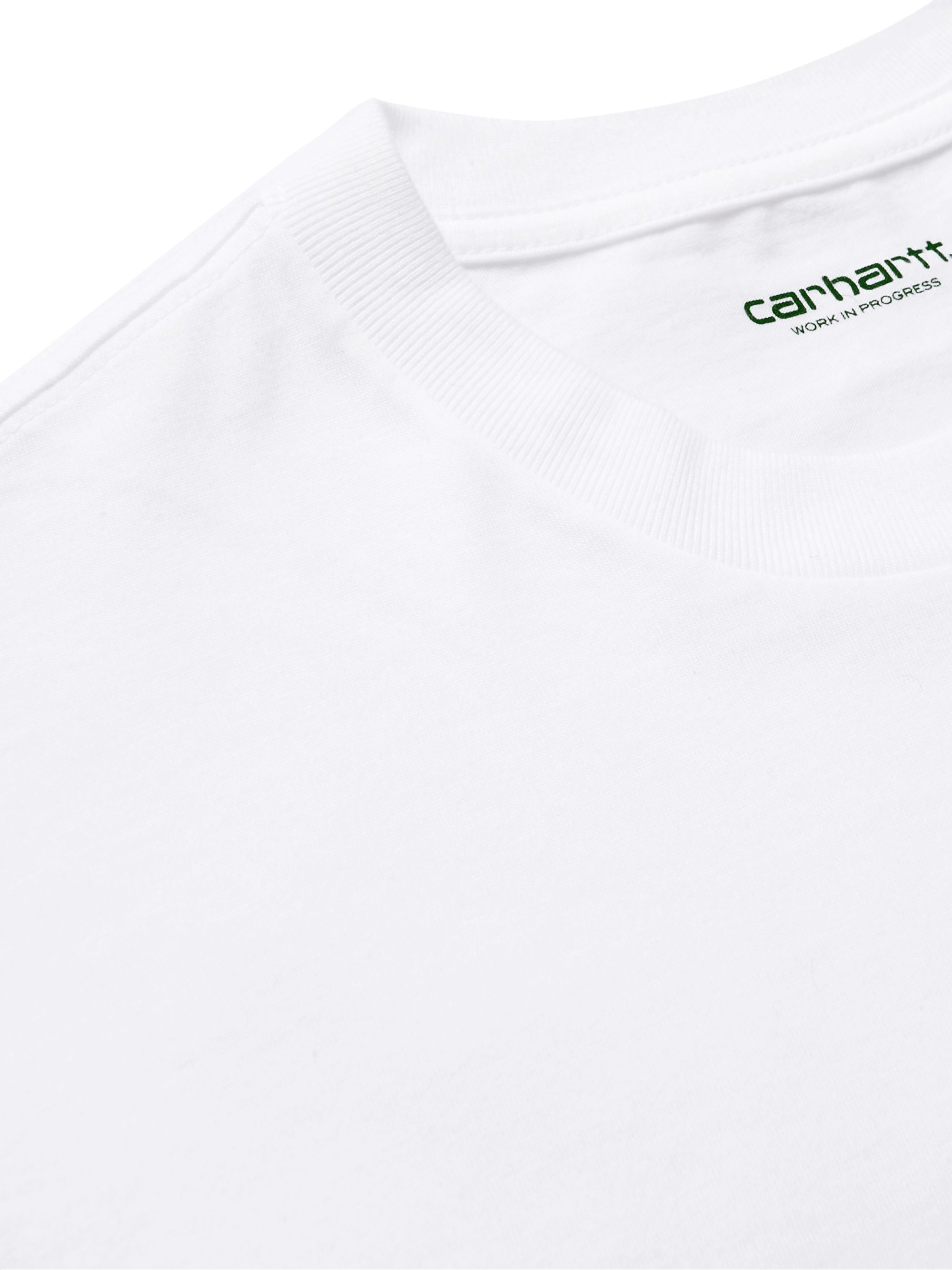 Carhartt WIP Embroidered Cotton-Jersey T-Shirt