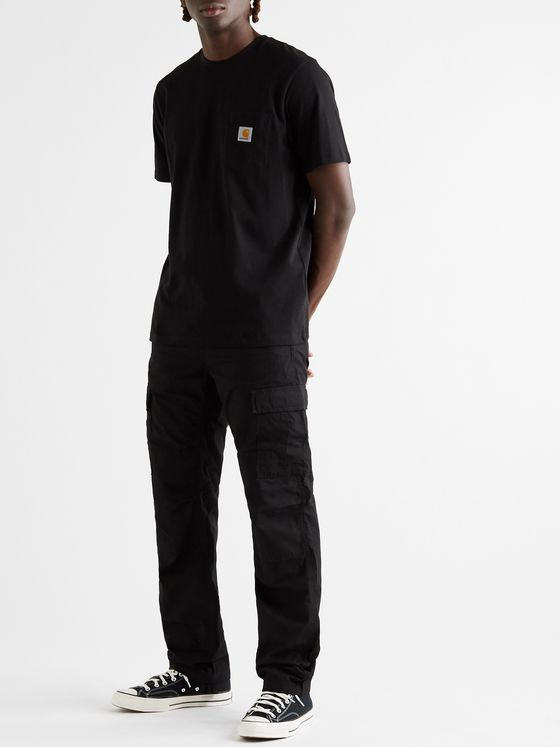 CARHARTT WIP Aviation Cotton-Ripstop Cargo Trousers