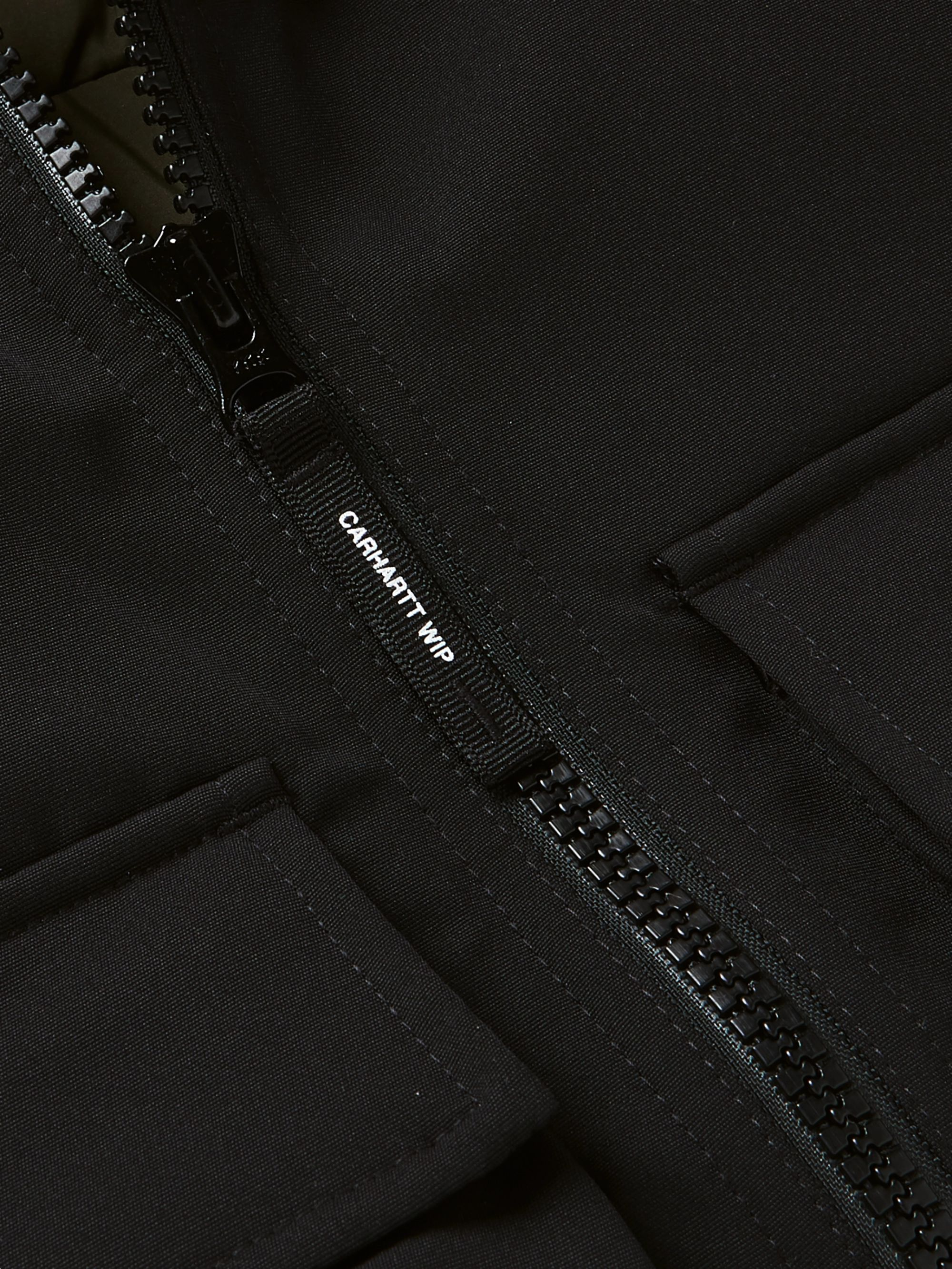 Black Colewood Padded Shell Gilet | Carhartt Wip