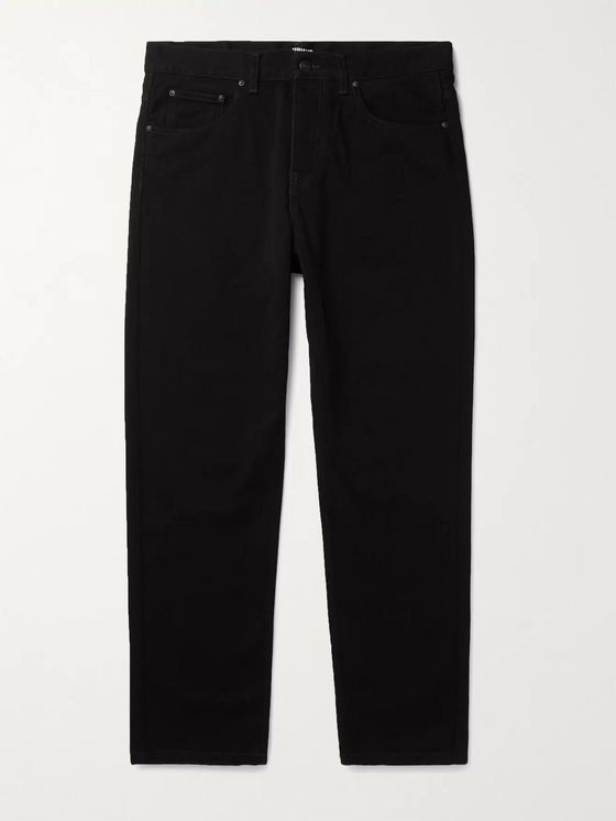 CARHARTT WIP Newel Slim-Fit Tapered Denim Jeans