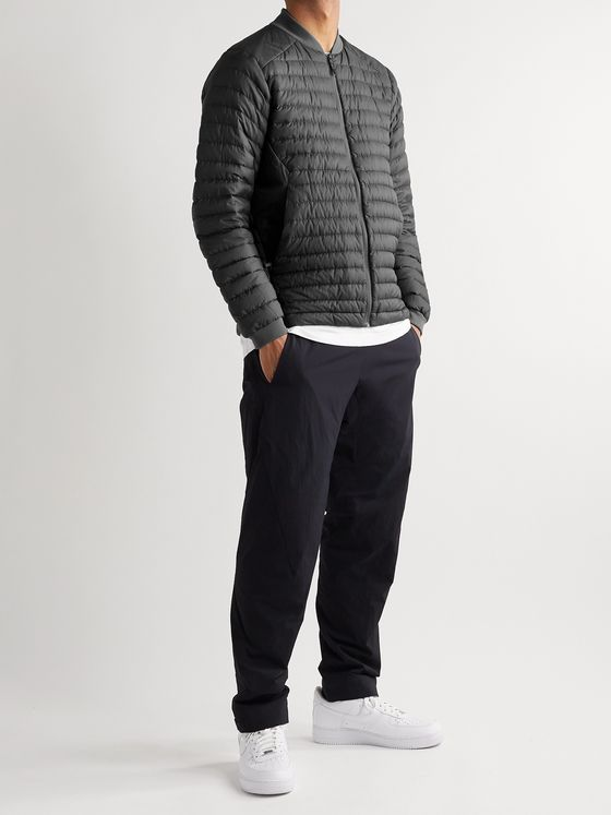 Veilance Conduit LT Slim-Fit Quilted Nylon-Ripstop Down Jacket