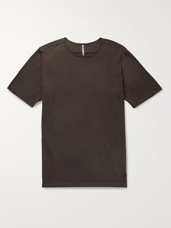 Veilance Frame Wool and Nylon-Blend Jersey T-Shirt