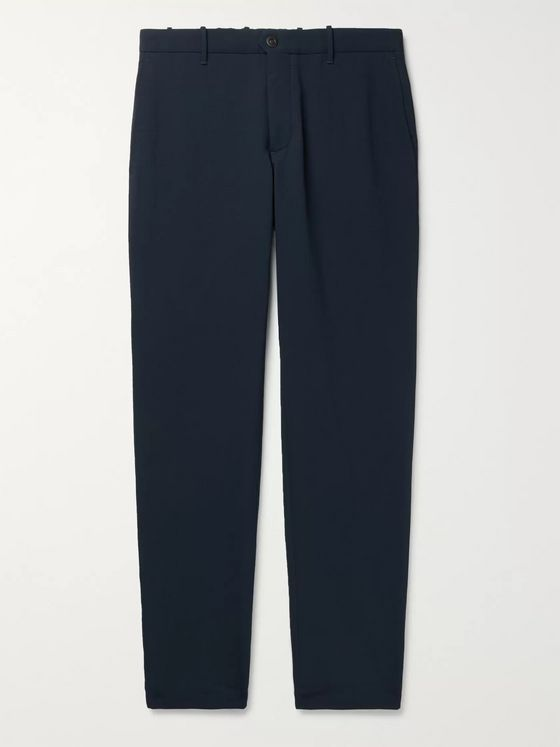 INCOTEX Urban Traveller Slim-Fit Tech-Twill Trousers