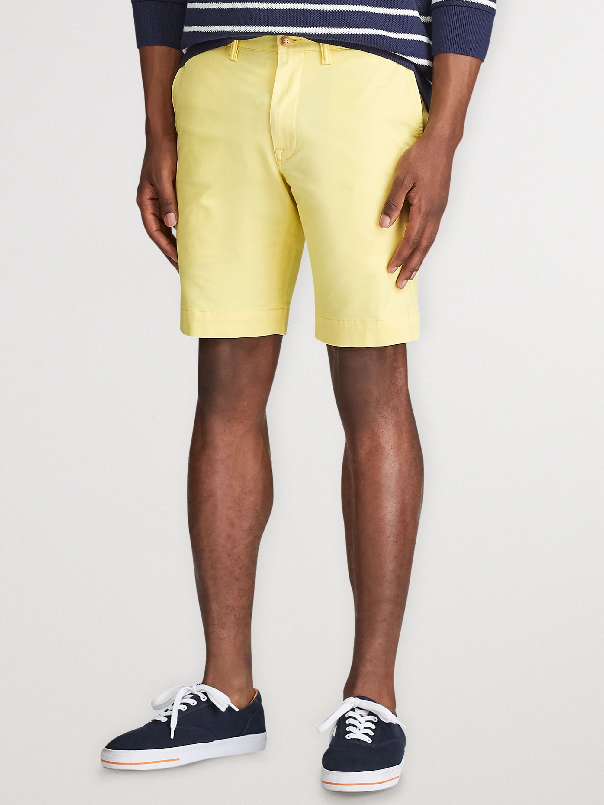 Polo Ralph Lauren Bedford Stretch-Cotton Twill Shorts