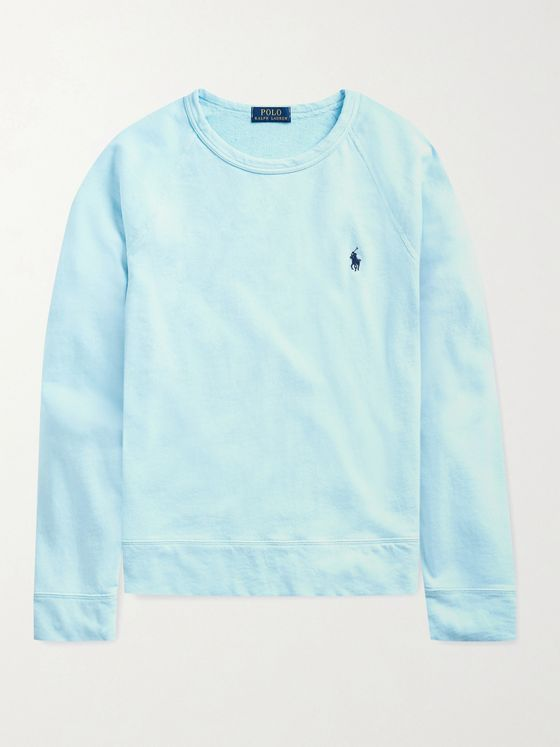 Polo Ralph Lauren Cotton-Terry Sweatshirt