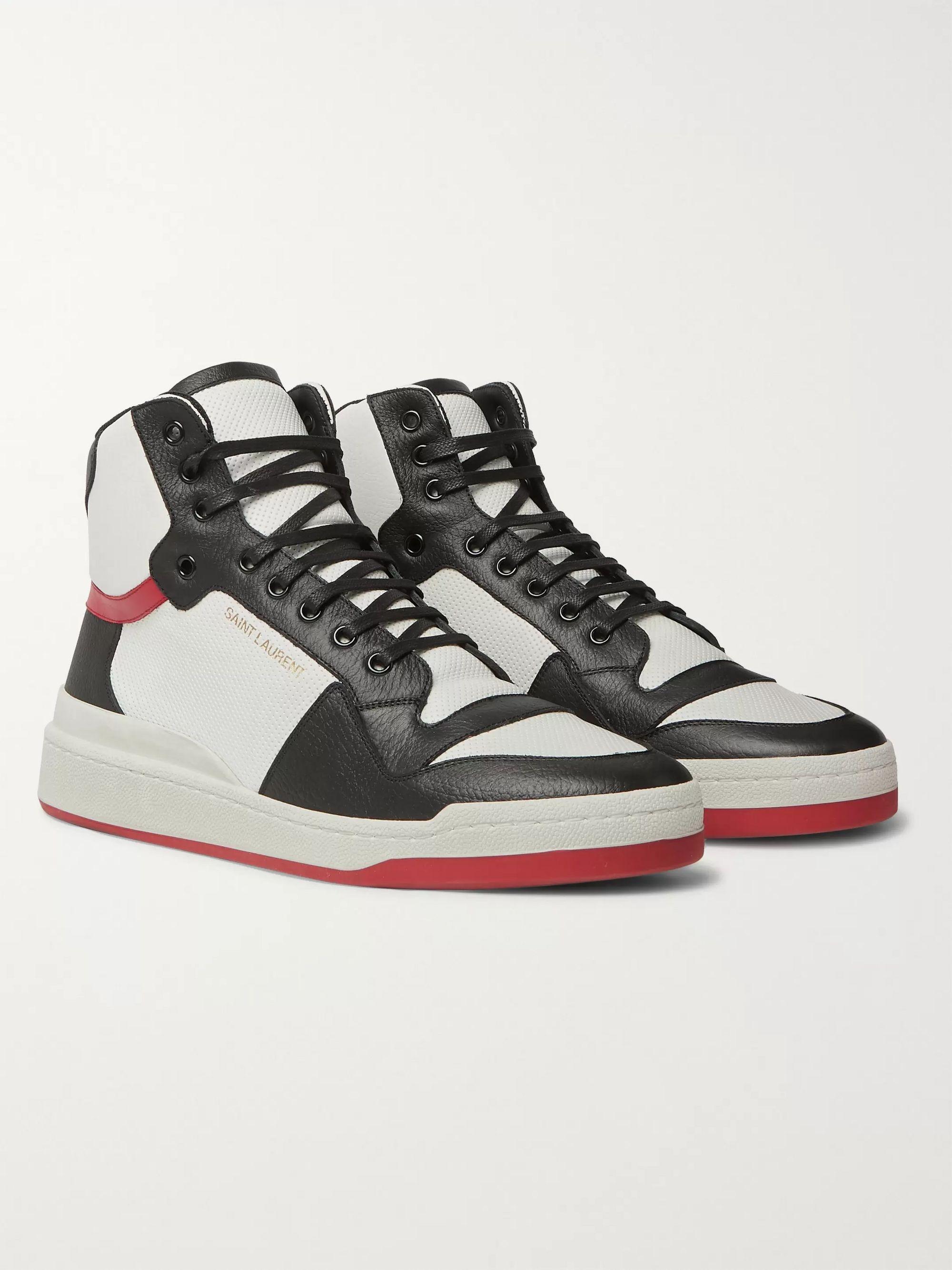 Top Sneakers   SAINT LAURENT   MR PORTER