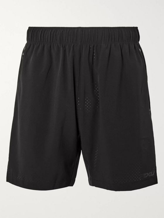 2XU X-CTRL Perforated Stretch Shorts