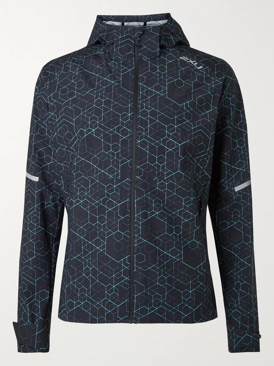 2XU GHST WP Shell Hooded Jacket