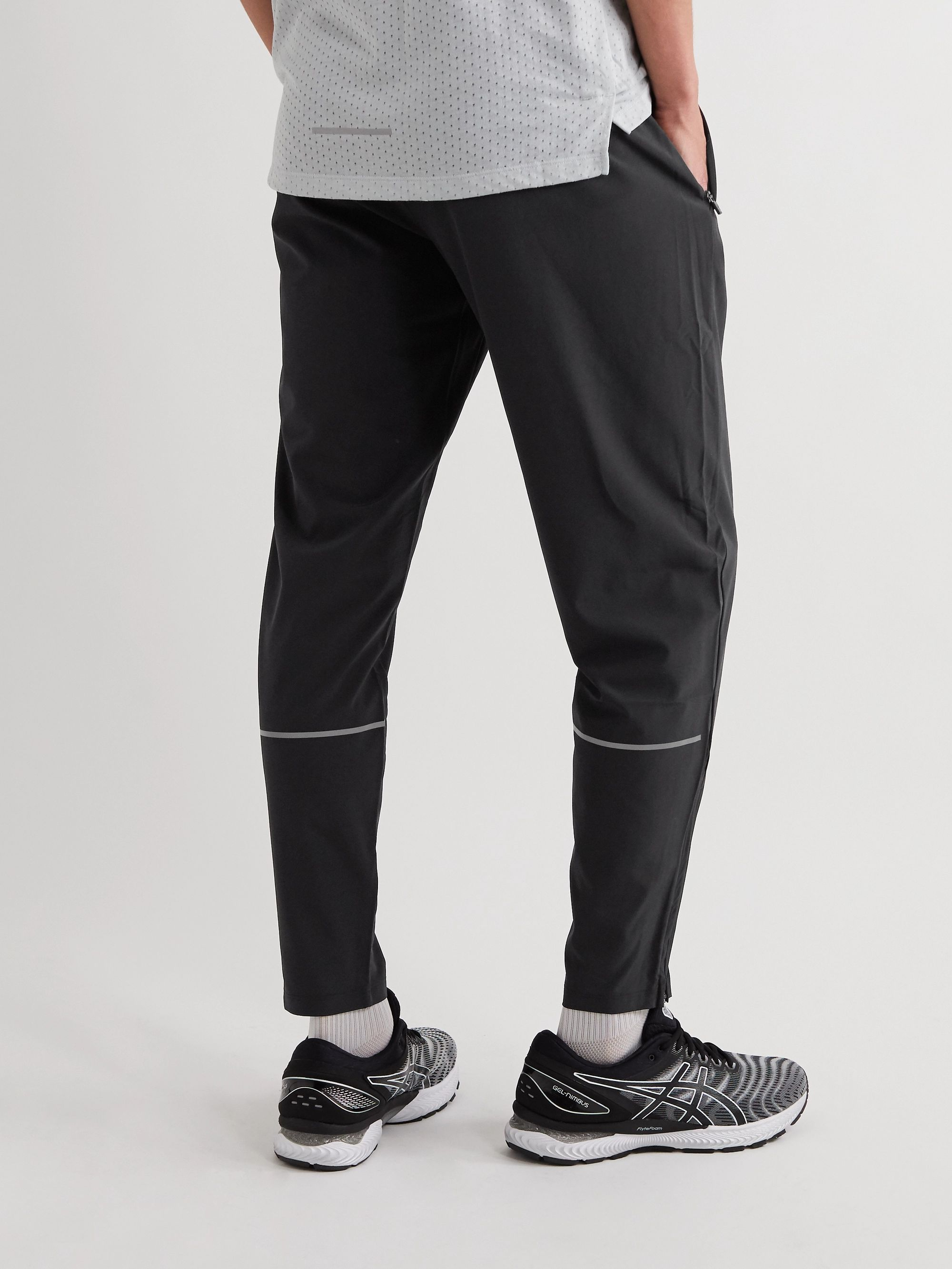 2XU XVENT Tapered Mesh-Panelled Tech-Jersey Sweatpants