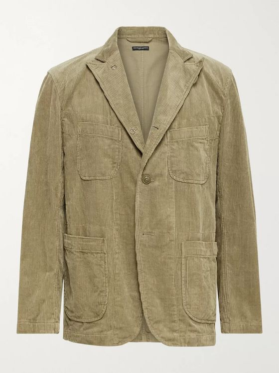 Engineered Garments Bedford Cotton-Corduroy Blazer
