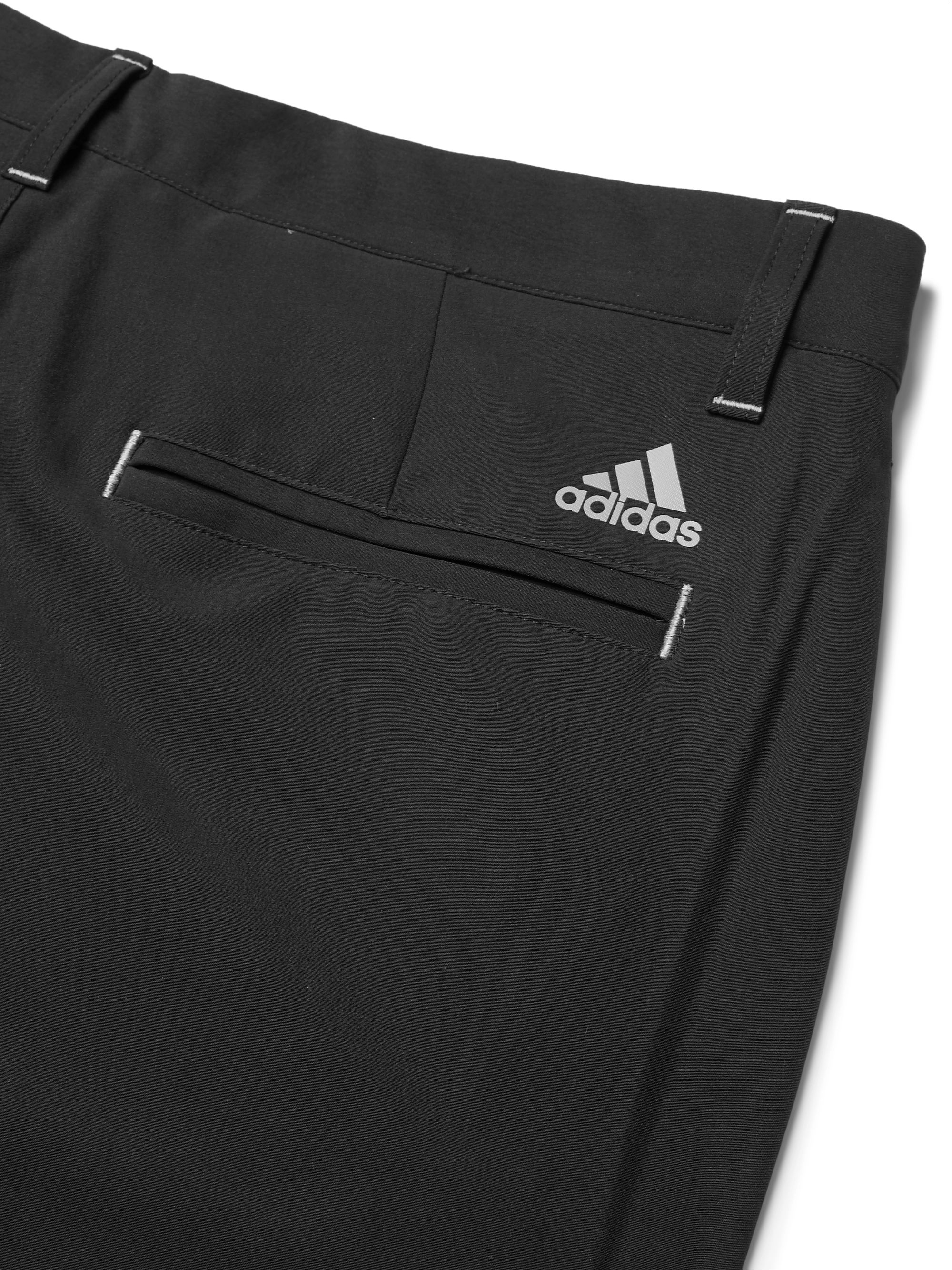 Adidas Golf Ultimate365 Slim-Fit Stretch-Shell Golf Trousers