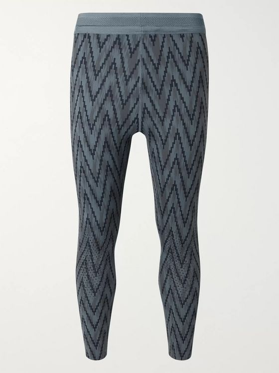 Adidas Sport Prime HEAT.RDY Reversible Printed Compression Tights