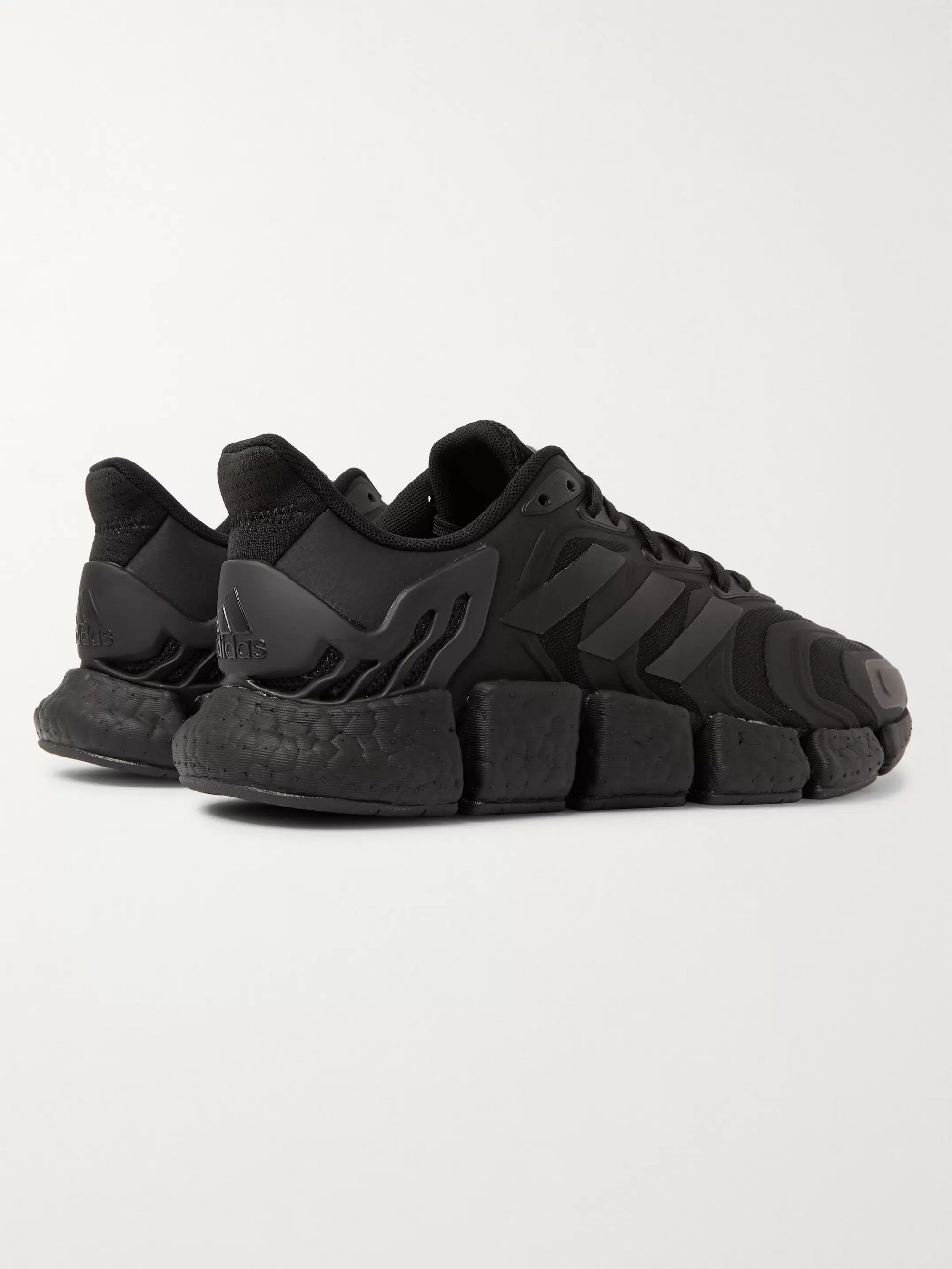 Black ClimaCool Vento Rubber Trimed SUMMER.RDY Running