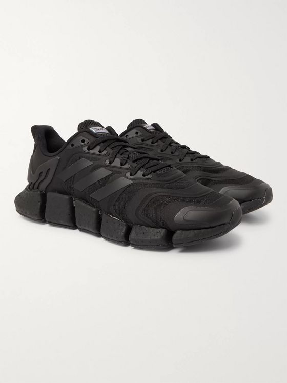 Adidas Sport ClimaCool Vento Rubber-Trimed SUMMER.RDY Running Sneakers