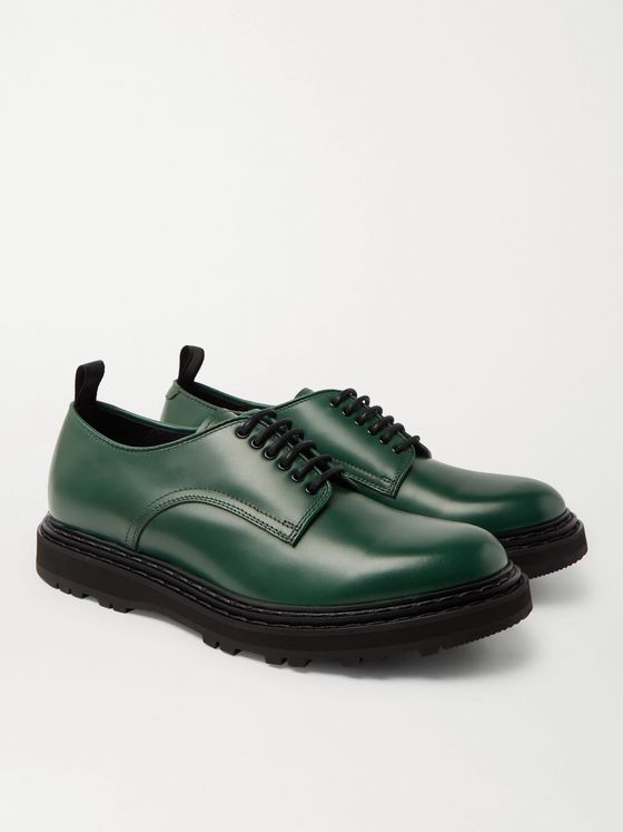OFFICINE CREATIVE Lyndon Leather Derby Shoes