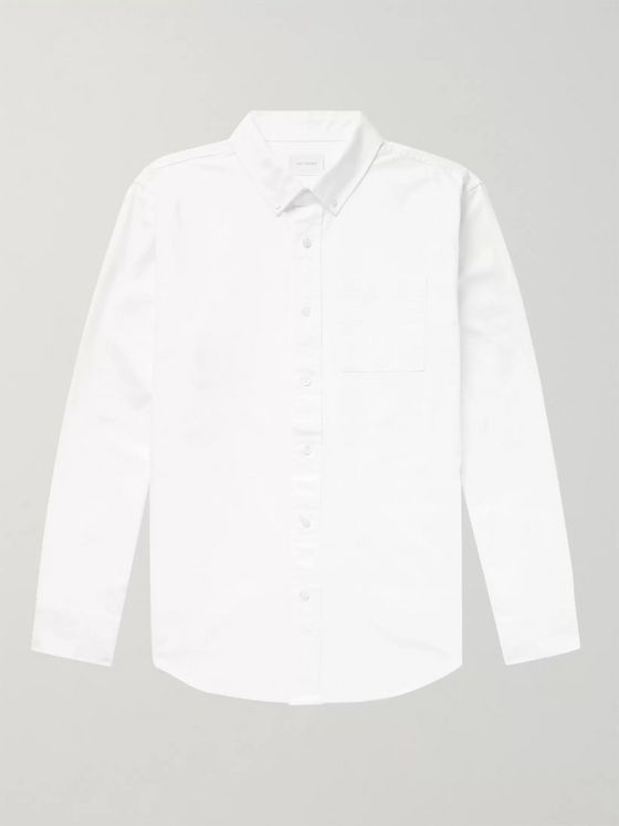 Aimé Leon Dore Button-Down Collar Cotton Oxford Shirt