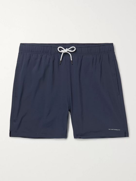 NN07 Jules Slim-Fit Mid-Length Swim Shorts
