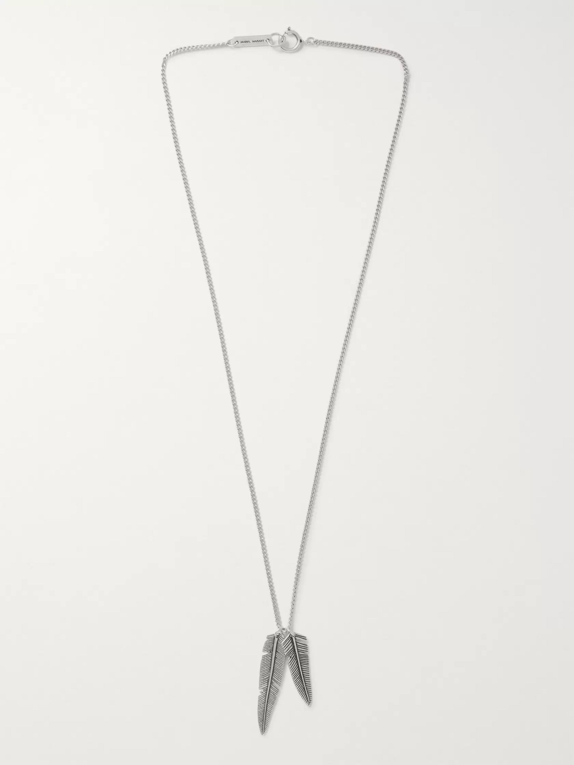 Isabel Marant Silver-Tone Necklace