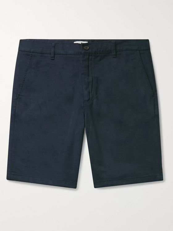 NN07 Crown Lyocell Shorts