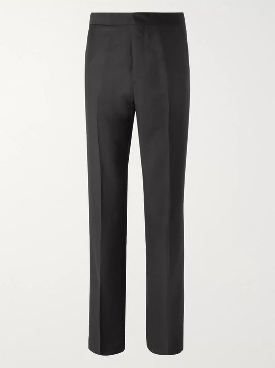 ACNE STUDIOS Wool and Mohair-Blend Suit Trousers