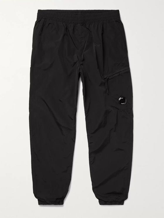 C.P. Company Slim-Fit Tapered Nylon Cargo Trousers