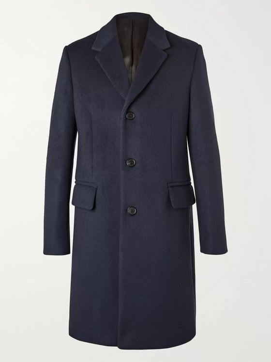 Acne Studios Odilion Brushed Wool-Blend Coat