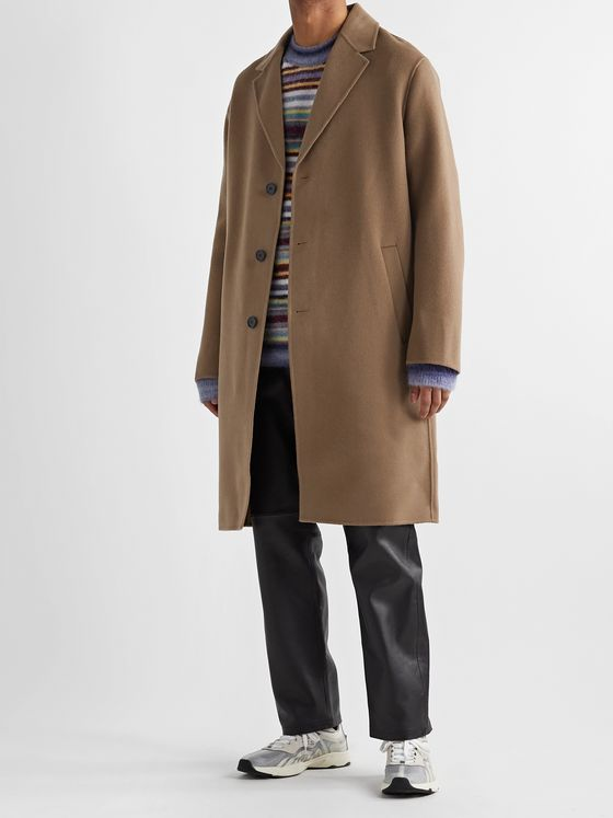 Acne Studios Dali Double-Faced Wool Coat