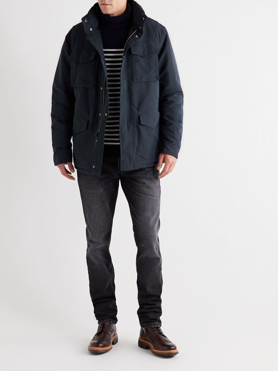 NN07 Padded Shell Field Jacket