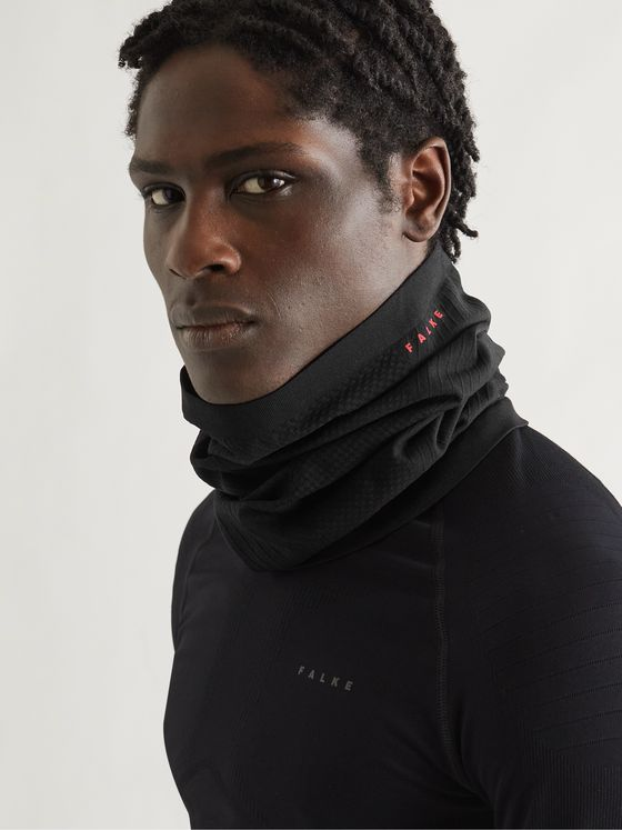FALKE Ergonomic Sport System Stretch-Knit Neck Warmer