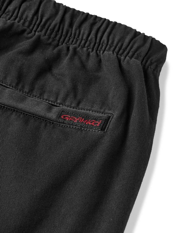 GRAMICCI Gramicci Belted Cotton-Twill Trousers