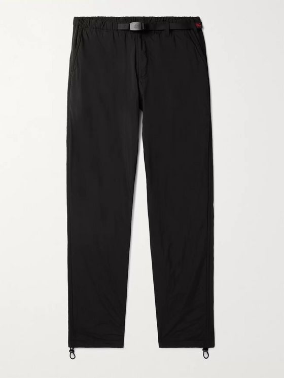 GRAMICCI Truck Belted Nylon Trousers