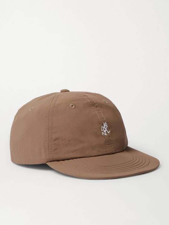 GRAMICCI Logo-Embroidered Shell Baseball Cap