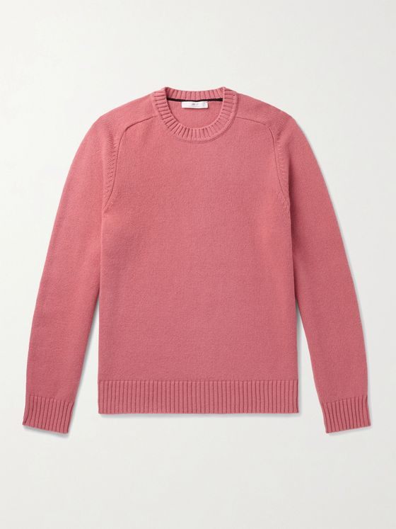 MR P. Wool Sweater