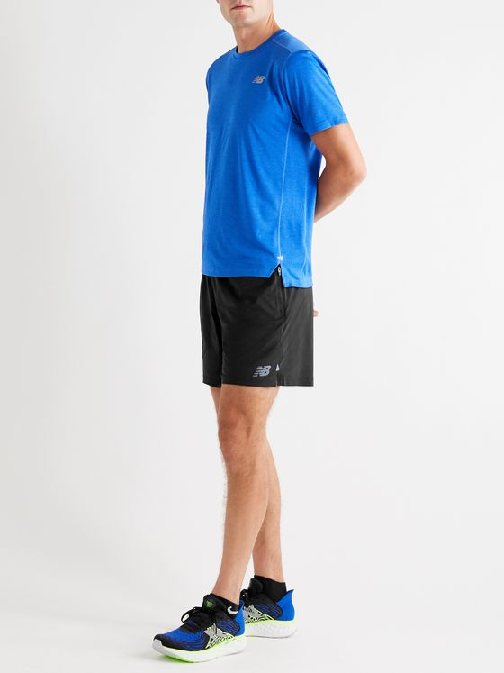New Balance Q Speed Fuel Stretch-Shell Shorts