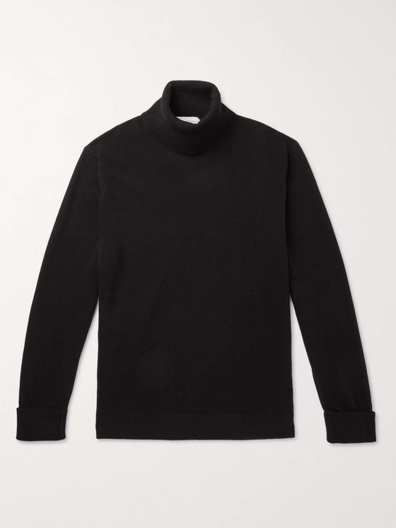Officine Générale Nina Cashmere Rollneck Sweater