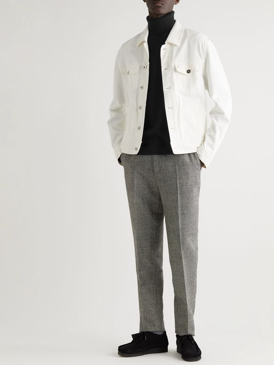 Officine Generale Nina Cashmere Rollneck Sweater