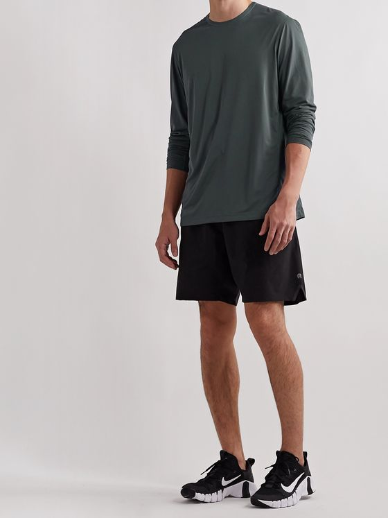 REIGNING CHAMP DeltaPeak 90 Stretch-Jersey T-Shirt
