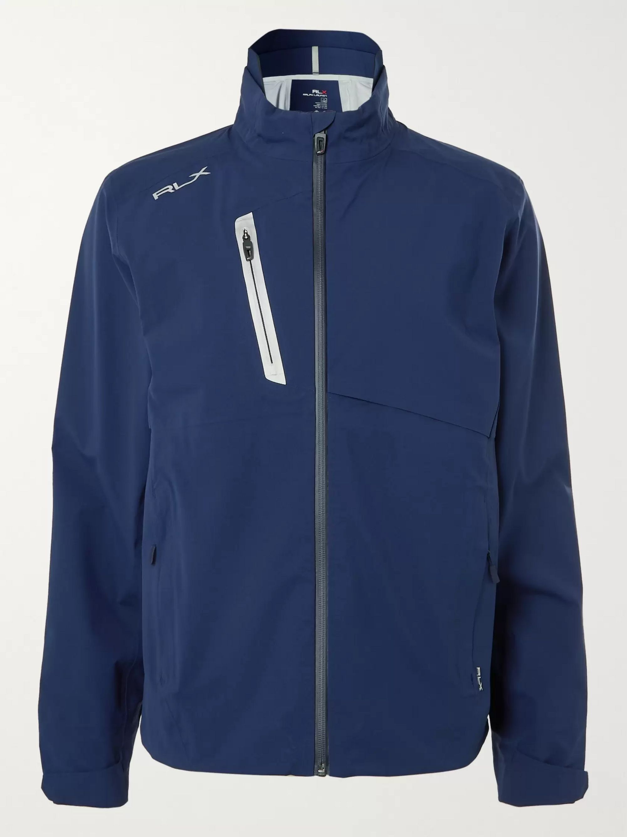 RLX Ralph Lauren Waterproof Nylon Jacket